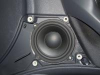 Установка акустики Morel Tempo 5 в Renault Laguna
