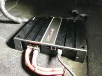 Установка усилителя Match PP 86DSP в Ford Mondeo 5 (Mk V)