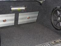 Установка усилителя DLS MAD11 в Mazda 3 (II)