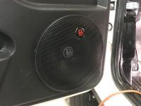 Установка акустики DLS RC6.2 в Lada Niva