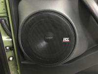 Установка акустики Eton POW 172.2 Compression в Lada Niva Bronto