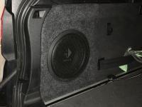 Установка сабвуфера Helix K 10W в BMW X5 (F15)