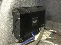 Установка усилителя Audio System R-110.4 в Skoda Octavia (A5)