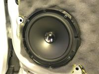 Установка акустики Pioneer TS-A1600C в Suzuki SX4 II