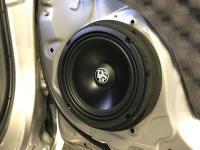 Установка акустики DLS RC6.2 в Toyota Corolla XI