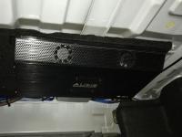 Установка усилителя Audio System R-110.4 в Toyota Camry V70