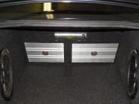 Установка Sound Quest CAP5M в Mazda 3 (II)