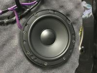 Установка акустики Morel Tempo 6 в KIA Sorento II (XM FL)
