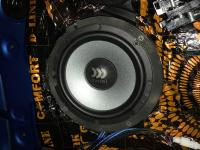 Установка акустики Morel Maximo Ultra 602 в Hyundai Creta