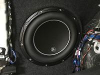 Установка сабвуфера JL Audio 10W6v3-D4 в BMW X5 (G05)