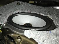 Установка акустики Morel Tempo Ultra Integra 692 в Toyota Camry V55
