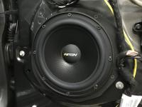 Установка акустики Eton POW 200.2 Compression в Ford Explorer V
