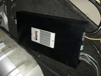 Установка усилителя Audio System Italy AS4120 в Mitsubishi Pajero Sport