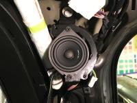 Установка акустики DD Audio EX2.75 в JEEP Grand Cherokee (WK2)