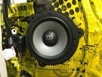 Установка акустики Morel Maximo Ultra 602 в Hyundai ix35