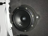 Установка акустики SoundQubed QS-6.5 в Geely Atlas