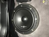 Установка акустики SoundQubed QS-6.5 в Mitsubishi Outlander III