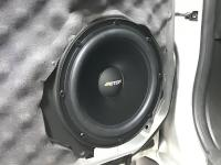 Установка акустики Eton POW 200.2 Compression в Isuzu D-Max