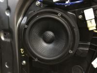 Установка акустики Pioneer TS-Z65CH в Hyundai Elantra VI