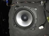 Установка акустики DD Audio CC6.5a в Hyundai Sonata VII