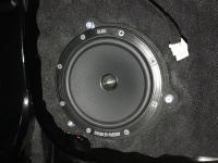 Установка акустики BLAM 165 RS в Nissan Qashqai (J11)
