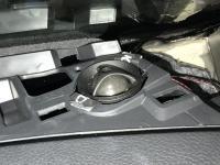 Установка акустики Morel TW1 в Nissan Qashqai (J11)