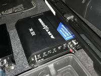 Установка усилителя Art Sound XE 1K в Nissan Qashqai (J11)