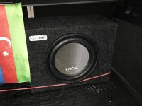 Установка сабвуфера Focal Access 25 A4 box в Mercedes GLC (X253)