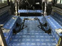Установка Comfort Mat BlockShot в Land Rover Defender