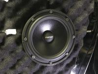 Установка акустики Eton POW 172.2 Compression в Hyundai H-1 II