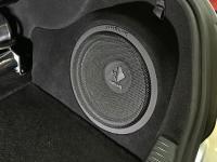 Установка сабвуфера Helix K 12W в Mercedes C class (W205)