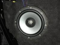 Установка акустики Morel Maximo Ultra 602 в Hyundai H-1
