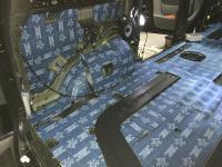 Установка Comfort Mat BlockShot в Hyundai H-1