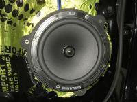 Установка акустики BLAM 165 RS в Toyota Land Cruiser 200