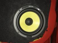 Установка акустики Focal K2 Power ES 165 K в KIA Cerato II (TD)