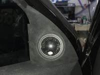 Установка акустики Dego Upgrade 2.5 T в Lada Vesta SW Cross