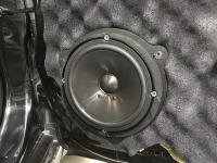 Установка акустики JBL GT7-6C в Nissan Teana (J32)