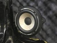 Установка акустики Focal Performance PS 165 F3 woofer в Nissan Teana (J32)