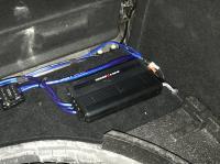 Установка усилителя Art Sound iX 1 в Ford Kuga II