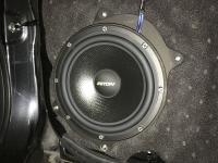 Установка акустики Eton POW 200.2 Compression в Subaru Outback (BS)