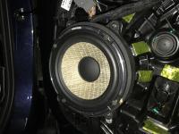 Установка акустики Focal Performance PS 165 F3 woofer в Volvo S90