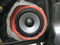 Установка акустики Morel Maximo Ultra 602 в Mitsubishi Eclipse