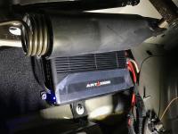 Установка усилителя Art Sound iX 1 в Audi A5