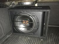 Установка сабвуфера Art Sound XE 12 в Audi A5