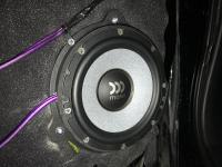 Установка акустики Morel Tempo Ultra 602 в Toyota Fortuner II