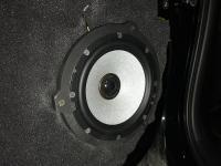 Установка акустики Morel Tempo Ultra Integra 602 в Toyota Fortuner II