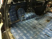 Установка Comfort Mat BlockShot в Toyota Fortuner II