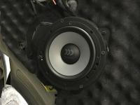 Установка акустики Morel Maximo Ultra 602 в Ford Tourneo Custom