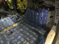 Установка Comfort Mat BlockShot в Ford Kuga II