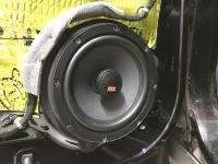 Установка акустики MTX TX465C в Ford Kuga II